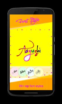 Name Art Focus And Filters screenshot 21