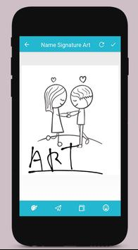 write My Name Art apk screenshot