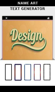Name Art - Text Generator screenshot 6