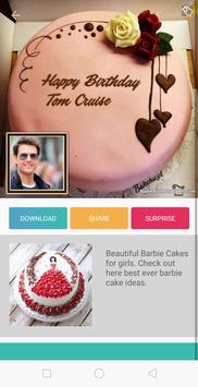 Birthday Cake With Name And Photo 🎂 screenshot 3
