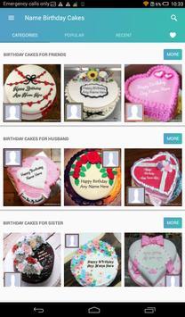 Birthday Cake With Name And Photo 🎂 screenshot 6