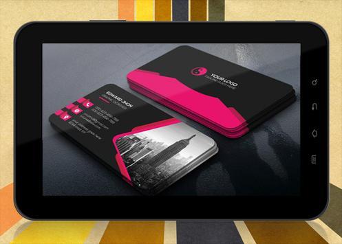 ❤️ Name Card Design Ideas ❤️ screenshot 6
