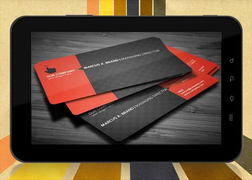 ❤️ Name Card Design Ideas ❤️ screenshot 13