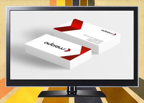 ❤️ Name Card Design Ideas ❤️ screenshot 3