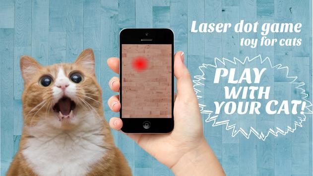 Laser dot game: toy for cats apk screenshot