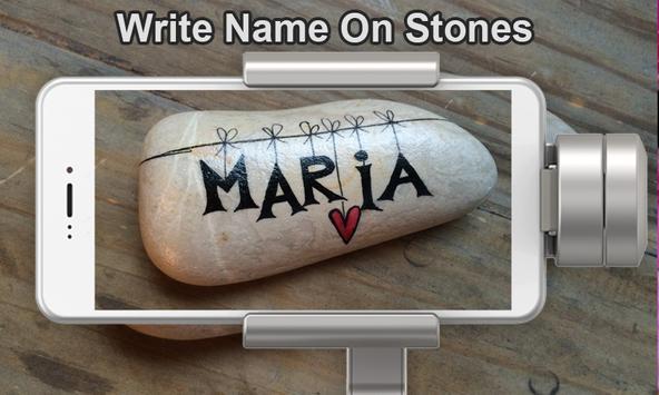 Write Name On Stone – Stone Art screenshot 3