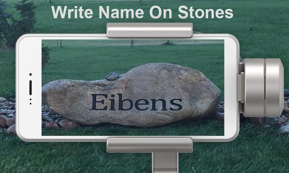 Write Name On Stone – Stone Art screenshot 8