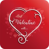 Valentine better with ... icon