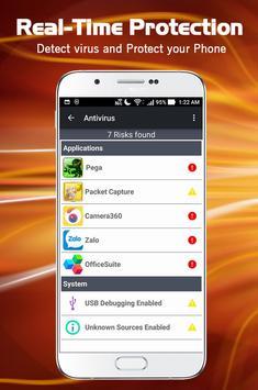 Free Antivirus-Mobile Security screenshot 6