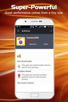 Free Antivirus-Mobile Security screenshot 7