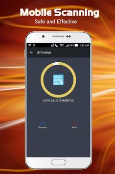 Free Antivirus-Mobile Security screenshot 9