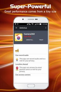 Free Antivirus-Mobile Security screenshot 3