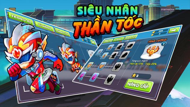 5 Sieu Nhan Than Toc apk screenshot