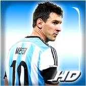 Messi Wallpaper 2014 icon