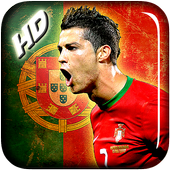 Ronaldo Wallpaper 2014 icon