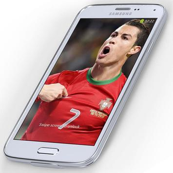 Ronaldo Wallpaper 2014 apk screenshot