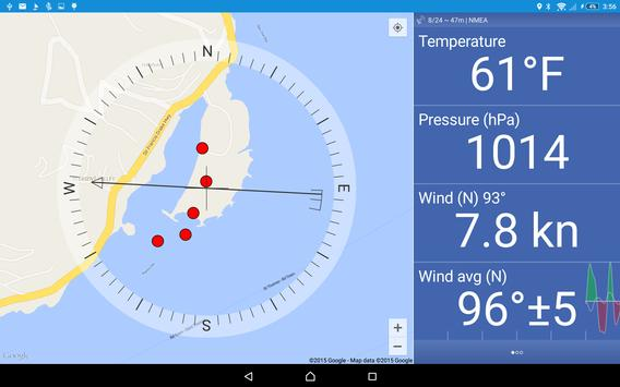 Nanny Cay Weather Station poster
