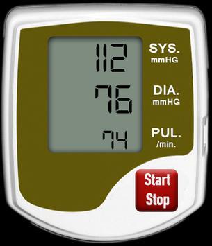 Blood Pressure Simulator Prank poster
