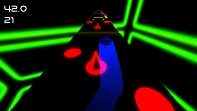 Rolling Sphere Future apk screenshot