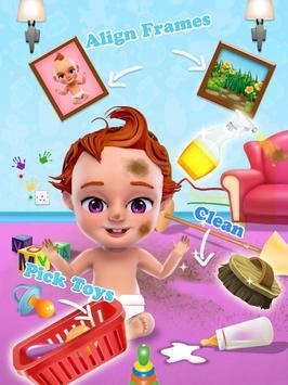 Sweet Newborn Baby Girl: Daycare & Babysitting Fun screenshot 14