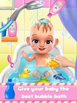 Sweet Newborn Baby Girl: Daycare & Babysitting Fun screenshot 15