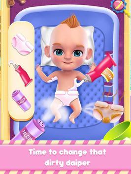 Sweet Newborn Baby Girl: Daycare & Babysitting Fun screenshot 16