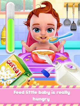 Sweet Newborn Baby Girl: Daycare & Babysitting Fun screenshot 17