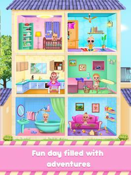 Sweet Newborn Baby Girl: Daycare & Babysitting Fun screenshot 19