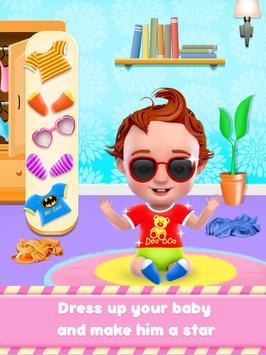 Sweet Newborn Baby Girl: Daycare & Babysitting Fun screenshot 11