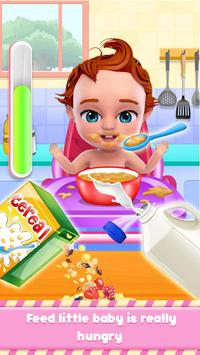 Sweet Newborn Baby Girl: Daycare & Babysitting Fun screenshot 3
