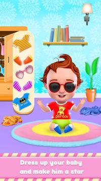 Sweet Newborn Baby Girl: Daycare & Babysitting Fun screenshot 4