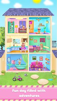 Sweet Newborn Baby Girl: Daycare & Babysitting Fun screenshot 5