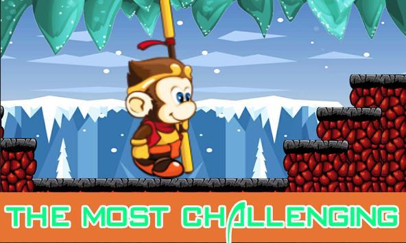 Kong Hero Battle Run : Jungle Adventure Side Game screenshot 1