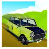 🎬 Racing Car Mr-Bean icon