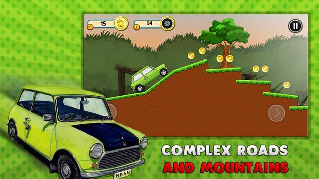 🎬 Racing Car Mr-Bean apk screenshot