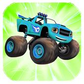 Blaze Dash Monster Truck icon