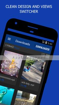 Turbo video downloader For facebook for Android - APK Download