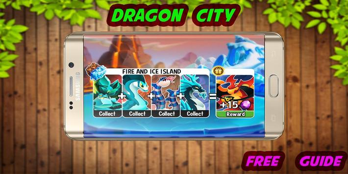 game dragon city tips poster