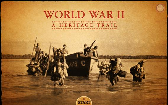 SG Heritage Trails – WWII poster