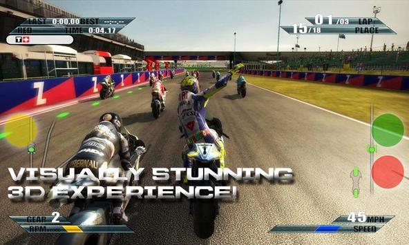 Motor Racing GP poster