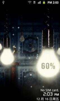 [DF]Light lock screen apk screenshot