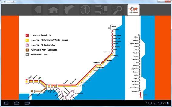 Alicante Bus And Tram apk screenshot