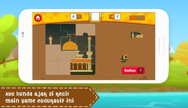 Puzzle Anak Muslim screenshot 3