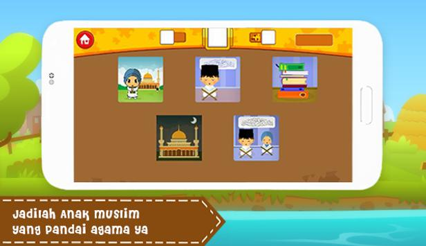 Puzzle Anak Muslim screenshot 2