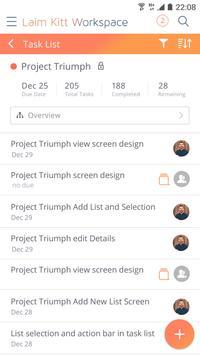 TaskQue apk screenshot