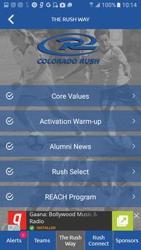 Colorado Rush MSID apk screenshot