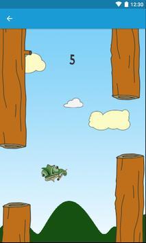Floppy Chameleon apk screenshot