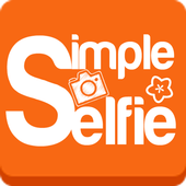 Simple Selfie Photo Editor icon