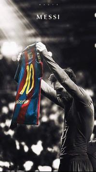 Messi Wallpaper HD screenshot 1