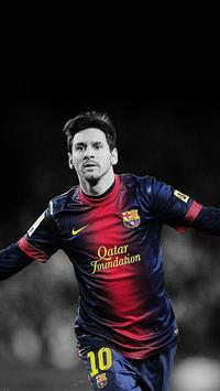 Messi Wallpaper HD screenshot 2